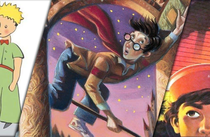 Série: Livros das nossas vidas – Livros da Infância | StormCast #25