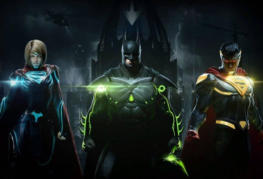 WB Games anuncia Beta aberto de Injustice 2 para PC
