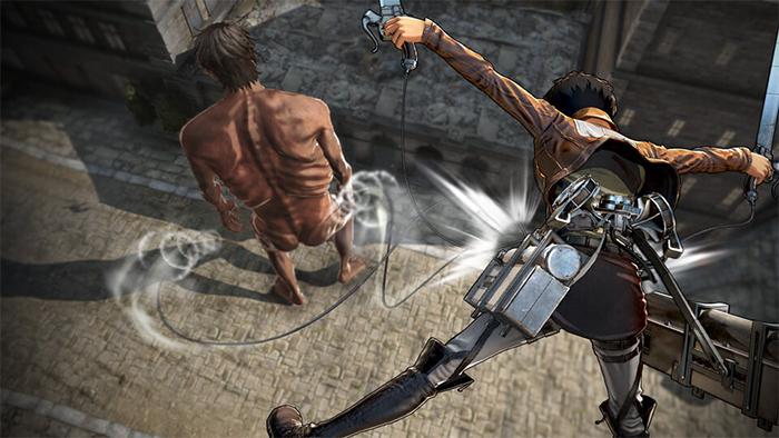 Attack on Titan 2: Revelados novos recursos para o modo online