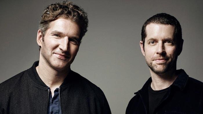 Criadores de Game of Thrones produzirão novos filmes de Star Wars
