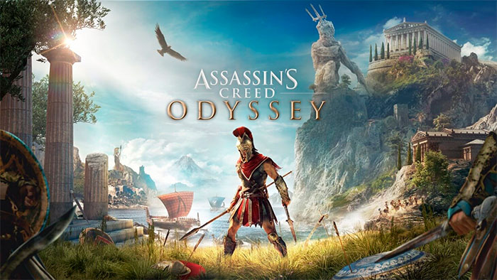 Assassin's Creed Odyssey (Gameplay)