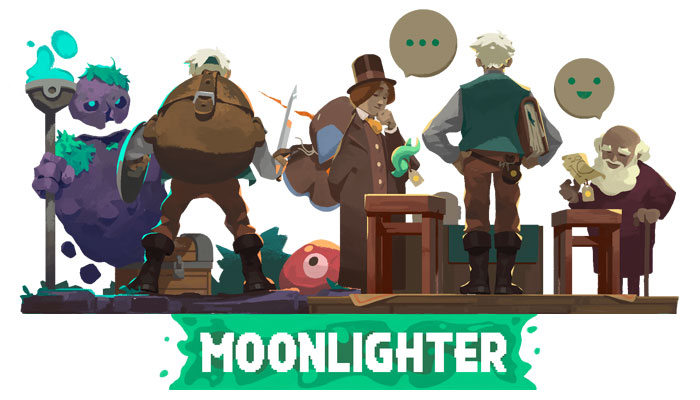 Streaming | Moonlighter (Gameplay + Impressões)