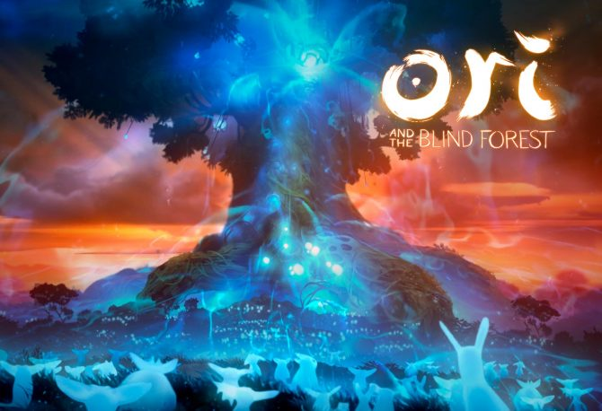 ORI AND THE BLIND FOREST #2 - A caminho do Pântano Espinhoso